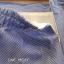 เสื้อผ้าแฟชั่นเกาหลีพร้อมส่ง กระโปรงแฟ่ชั่นสุดเก๋ ทรงหน้าสั้นหลังยาว thumbnail 8
