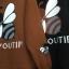 เสื้อผ้าเกาหลีพร้อมส่ง เวตเตอร์ไหมพรมแขนยาวทอลายผึ้งยอดฮิต thumbnail 11