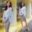 เสื้อผ้าเกาหลีพร้อมส่ง งานกระโปรงเลื่อมวิ้งว๊าง thumbnail 4