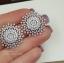 พร้อมส่ง Diamond Earring ต่างหูเพชร CZ แท้งานหรูหรา thumbnail 3