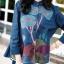 เสื้อผ้าเกาหลีพร้อมส่ง เสื้อญี่ปุ่นงานปักเนื้อดี งานดีงานสวย thumbnail 2