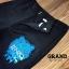 เซ็ตเสื้อคอปกปักเลื่อม สีฟ้า Kenzo thumbnail 4