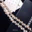 พร้อมส่ง Chanel Necklace สร้อยคอมุกชาแนล thumbnail 8