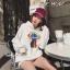 เสื้อผ้าแฟชั่นเกาหลีพร้อมส่ง งาน hi-end ดาราเซเลปใส่กันตรึม thumbnail 7