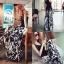 เสื้อผ้าเกาหลีพร้อมส่ง กางเกงทรงสวยคะ แบบกระโปรงใส่พริ้ว thumbnail 2