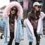 เสื้อผ้าเกาหลีพร้อมส่ง Winter Ultra Warm Jacket thumbnail 6