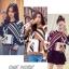 เสื้อผ้าเกาหลีพร้อมส่ง สเวตเตอร์ลายโมเดิล thumbnail 1