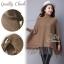 เสื้อผ้าแฟชั่นพร้อมส่ง Winter Style with Great-Looking Cuties Dress thumbnail 7