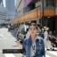 เสื้อผ้าเกาหลีพร้อมส่ง แจ็คเก็ตยีนส์ ไอเท็มสุดฮิต thumbnail 9