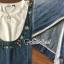 เสื้อผ้าเกาหลีพร้อมส่ง Star pendant T-shirt Splitty Skirt Bibby Set thumbnail 5