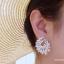 Chopard Earring ต่างหูเพชร Chopard thumbnail 4
