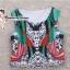 ( พร้อมส่ง) ชุดเซ็ตเสื้อกระโปรงแบรนเนม จากแบรนด์ Anaman ตัวเสื้อแขนกุดตัดเย็บแบบเสื้อกล้าม กระโปรงมีซิปด้านหลัง พิมพ์ลายแฟชั่นแคทวอลท์ดาว พิมพ์ลายละเอียดคมสวย ชัดเจน งานตัวนี้ไม่ใช่งานตลาดทั่วไปนะคะ thumbnail 4