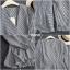 เสื้อผ้าเกาหลีพร้อมส่ง เสื้อทรงเก๋ๆ เนื้อผ้าโพลีใส่สบายๆจ้า thumbnail 6