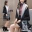 เสื้อคลุมสไตล์เกาหลี ผ้าwool 100% มี 3 สี thumbnail 10