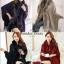 เสื้อผ้าเกาหลีพร้อมส่ง ผ้าคลุมงานอลังที่ทางร้านภูมิใจนำเสนอจ thumbnail 1
