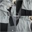 เสื้อผ้าเกาหลีพร้อมส่ง เซ็ท 2 ชิ้นผ้าคัตตัลยืดน้อย thumbnail 5