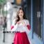 เสื้อผ้าเกาหลีพร้อมส่ง ขาวแดงงานดีก็มาคร้าาาาาา เหมือนเด็กญี่ปุ่นจริงงๆ thumbnail 10