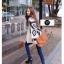 เสื้อคลุมแฟชันไหมพรมเกาหลี thumbnail 7