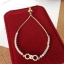 Diamond Bracelet สร้อยข้อมือหูรูดงานสวยมากพร้อมส่ง thumbnail 5