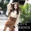 เสื้อผ้าเกาหลีพร้อมส่ง เสื้อผ้าวิ้ง งานBY #Let's Remix Paris thumbnail 8