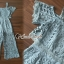 เสื้อผ้าเกาหลีพร้อม่สง จั๊มสูทเว้าไหล่ลุคสาวไฮ thumbnail 7