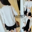 ชุดเดรสเกาหลีพร้อมส่งเสื้อคลุมคาดิแกน (เสื้อสเวตเตอร์ถัก) thumbnail 6
