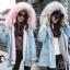 เสื้อผ้าเกาหลีพร้อมส่ง Winter Ultra Warm Jacket thumbnail 5