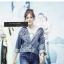 เสื้อผ้าเกาหลีพร้อมส่ง แจ็คเก็ตยีนส์ ไอเท็มสุดฮิต thumbnail 10
