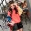 เสื้อผ้าเกาหลีพร้อมส่ง เสื้อกันหนาวตัวนี้น่ารักมากๆค่าา thumbnail 5