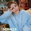 เสื้อผ้าเกาหลีพร้อมส่ง เสื้อกันหนาว oversize มีฮู้ดสีน่าร้าก thumbnail 10