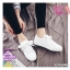 รองเท้าผ้าใบสไตล์เกาหลีสายริบบิ้น thumbnail 9