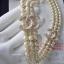 พร้อมส่ง Chanel Pearl Necklace สร้อยมุกเกรดพรีเมียม thumbnail 3