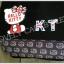 ชุดหุ้มเบาะลาย Hello Kitty แบบเต็มตัวลายธงชาติอังกฤษ (สีดำ) thumbnail 5