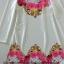 ( พร้อมส่งเสื้อผ้าเกาหลี) เดรสลุคหรูหรา เนื้อผ้ามี textureเป็นคลื่นลอนในตัวนะคะ ดีเทลพิมพ์ลายลวดลายชัด สีสดสวย เก็บทรงเข้ารูปเน้นซิลลูเอทเว้าโค้งสวย ไหล่เย็บยกตั้งขึ้นเล็กน้อยนะคะเสริมบุคลิก เนื้อผ้ามีน้ำหนัก thumbnail 11