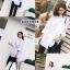 เสื้อผ้าเกาหลีพร้อมส่ง มินิเดรสจะแมท์กับขาสั้นหรือใส่เป็นเสื้อก็ได้ค่ะ thumbnail 6