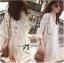 Cherie Bohemian Embellished Fringed Tunic thumbnail 3