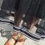 กระโปรงผ้ามุ้งระบายมุ้ง 2 ชั้นลายจุด thumbnail 6