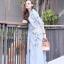 เสื้อผ้าแฟชั่นเกาหลีพร้อมส่ง เสื้อคลุมสไตล์แบรนด์ ZARA thumbnail 1