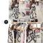 เสื้อคลุมแฟชันไหมพรมเกาหลี thumbnail 8