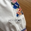 ชุดเดรสเกาหลี พร้อมส่งเดรสผ้าคอตตอนฉลุลายปักลายผีเสื้อสไตล์ลำลอง thumbnail 12