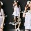 เสื้อผ้าเกาหลีพร้อมส่ง Korea Shirts Lace Chic Chic thumbnail 11