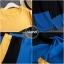 เสื้อผ้าเกาหลีพร้อมส่ง เซ็ท 2 ชิ้นสุดคุ้มคะ ผ้าไหมพรมสีสันสดใสค่า thumbnail 7