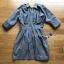 เสื้อผ้าเกาหลีพร้อมส่ง มินิเชิ้ตเดรสผ้าลายทาง thumbnail 12