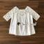 เสื้อผ้าเกาหลีพร้อมส่ง Korea Shirts Lace Chic Chic thumbnail 10