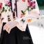 เสื้อผ้าเกาหลีพร้อมส่ง เสื้อเชิ้ตคอปกปริ้นลายดอก แบบ Gucci ดีไซน์เรียบหรู thumbnail 4