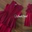 เสื้อผ้าเกาหลีพร้อมส่ง งานสวยหรูลุคสาวไฮคลาส ด้วยจั้มสูทกางเกงมีให้เลือก 3 สี thumbnail 13