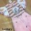 เสื้อผ้าแฟชั่นเกาหลีพร้อมส่ง Jumpsuit ขายาวแขนระบาย thumbnail 10
