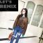 เสื้อผ้าเกาหลีพร้อมส่ง เสื้อผ้าวิ้ง งานBY #Let's Remix Paris thumbnail 5