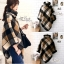Burberry Clothes plaid woolen shawl thumbnail 3