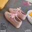 รองเท้าผ้าใบสไตล์เกาหลีสายริบบิ้น thumbnail 5